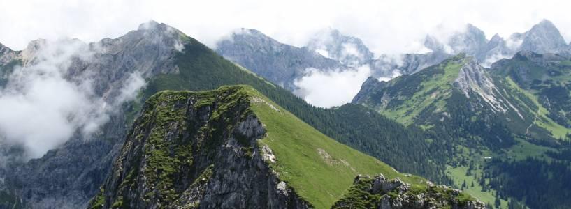 Gipfel-Wanderung auf Aggenstein und Breitenberg