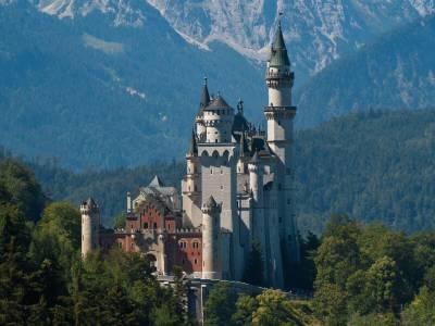 Über die Königsschlösser zur Füssener Hütte