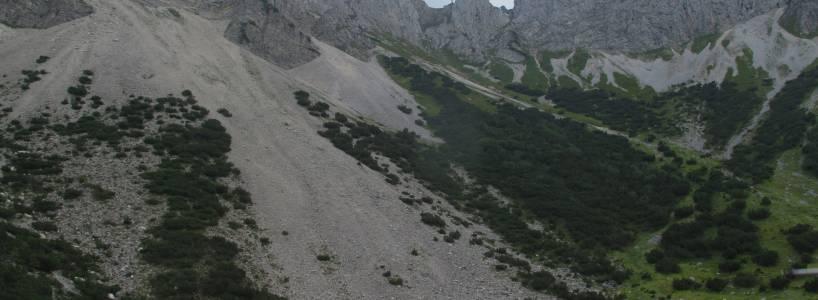 Gipfel-Wanderung auf die Große Schlicke