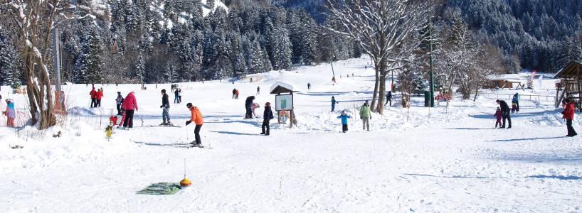 Das Skizentrum Pfronten