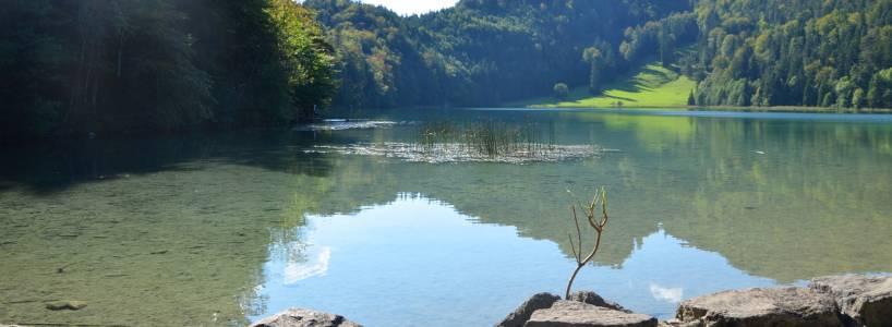 Die idyllische Vier-Seen-Runde