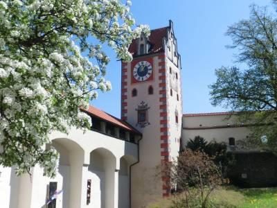 Hohe Schloss in Füssen
