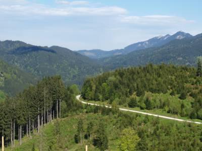 Die Bergtour von Buching durch das Ammergebirge auf den Tegelberg