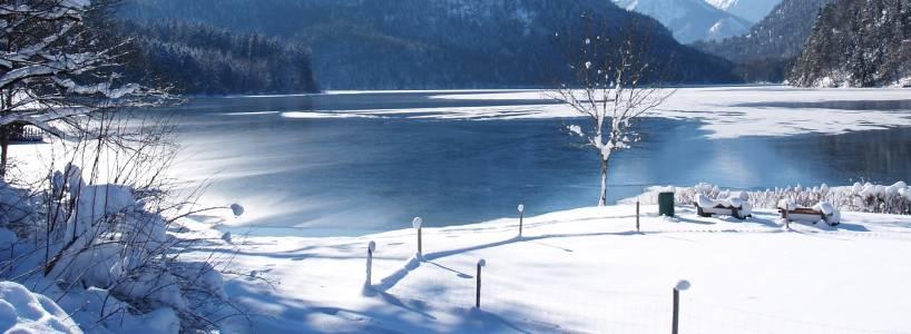 Abwechslungsreiche Langlaufloipen rund um Füssen-Weissensee