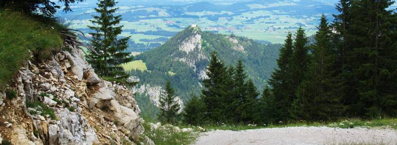 Wanderung zum Säulinghaus auf 1720 Metern