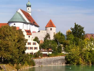 Ein Fünf-Sterne-Fernradweg: Die Schlossparkrunde