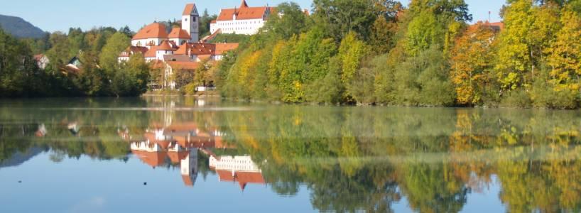 Die Stadt Füssen – die romantische Seele Bayerns