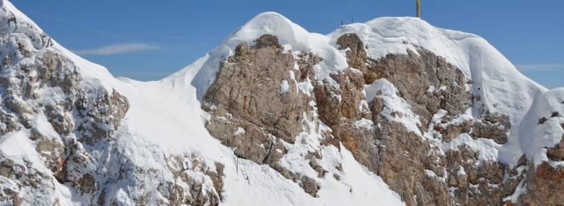 Deutschlands höchster Berg: Die Zugspitze
