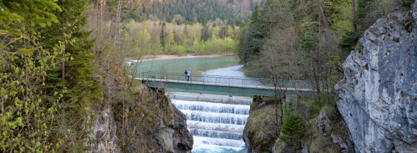 """Eine Wanderung auf der Lechschleife """"Von See zu See"""""""